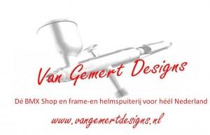 Logo Van Gemert Designs 2014