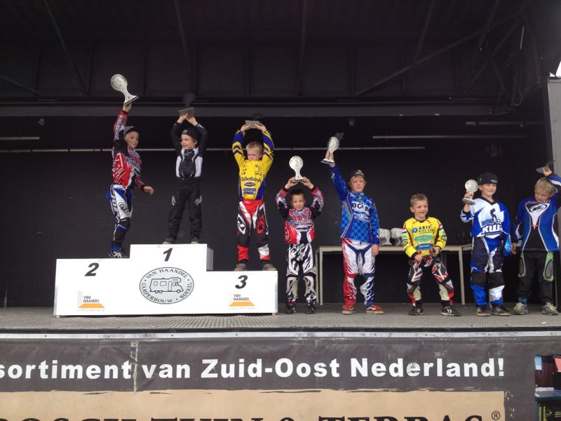 podium 7-