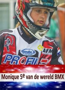 Monique 5e vd wereld